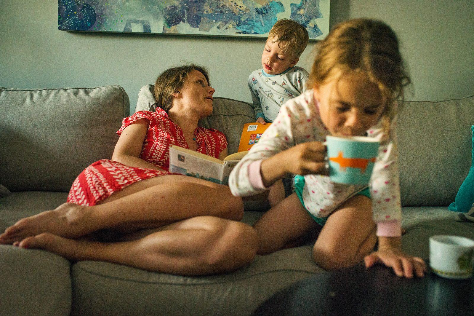 dokumentalna fotografia rodzinna